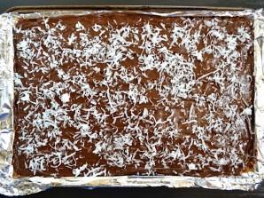 Десерт из крекеров с шоколадом - фото шаг 9