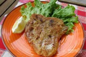Мясо по-милански - фото шаг 6