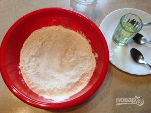 Рецепт теста на хачапури - фото шаг 2