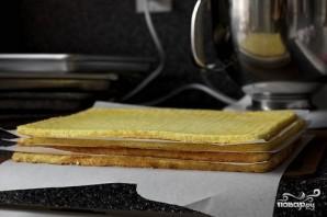 Венгерский торт Добош - фото шаг 3