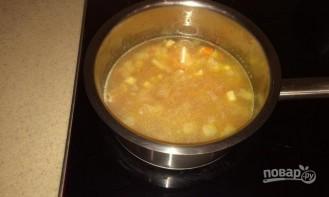 Суп-пюре из красной чечевицы - фото шаг 5