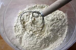 Тесто на хлеб (дрожжевое) - фото шаг 2