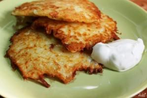 Вкусные картофельные драники - фото шаг 4