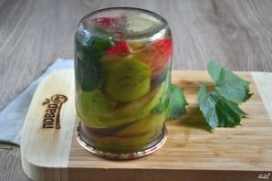 Яблоки и груши маринованные - фото шаг 6