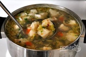 Диетический рыбный суп - фото шаг 6