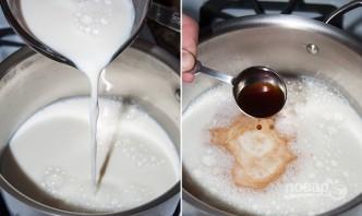 Классический рецепт заварного крема - фото шаг 1