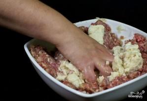 Зразы мясные с грибами - фото шаг 6