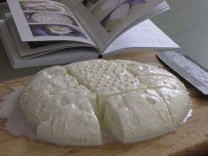 Твердый сыр в домашних условиях - фото шаг 5