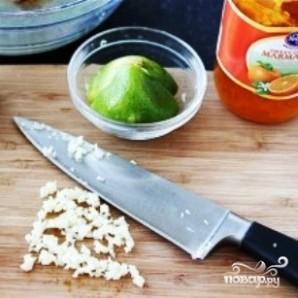 Креветки в сладко-остром соусе - фото шаг 3