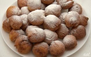 Сырные пончики - фото шаг 3
