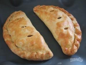 Пирожки с картофелем и шампиньонами - фото шаг 5