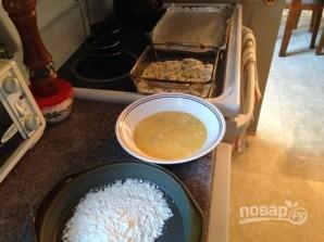Сэндвичи с фасолевым пюре и куриным мясом - фото шаг 2