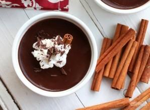 Домашний шоколадный крем - фото шаг 7