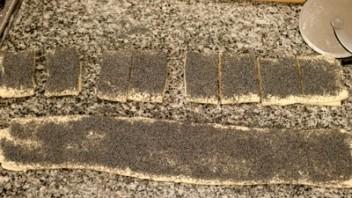 Слоеные булочки с маком - фото шаг 2