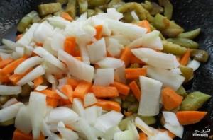 Суп со свининой и овощами - фото шаг 2