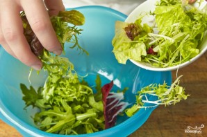 Салат из мяса кроля - фото шаг 4