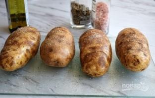 Запеченная картошка в кожуре - фото шаг 5