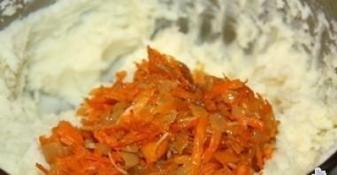 Картофельное пюре с морковью - фото шаг 4