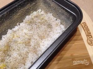 Рисовая запеканка с луковыми каннелони - фото шаг 2
