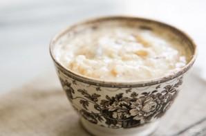 Домашний рисовый пудинг с изюмом - фото шаг 4