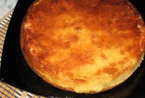 Бисквитное тесто с творогом - фото шаг 8