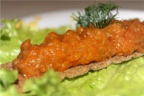 Кабачковая икра с перцем на зиму - фото шаг 4