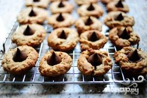 Печенье с арахисовым маслом - фото шаг 5
