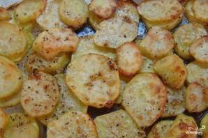 Картофель под шубой - фото шаг 10