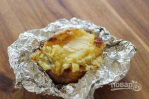 Рецепт запеченной картошки в фольге - фото шаг 5