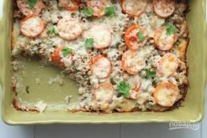 Картофельно-мясная запеканка - фото шаг 7