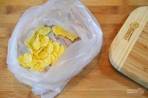 Деревенский картофель под сырным соусом - фото шаг 1