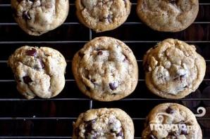 Печенье с кусочками шоколада - фото шаг 3