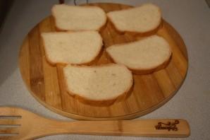 Запеченные тосты с паприкой - фото шаг 1