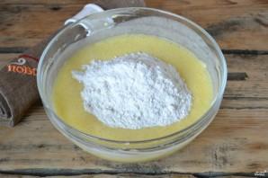 Бездрожжевое тесто с сыром - фото шаг 5