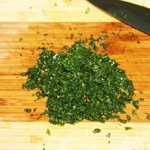 Томатные ньокки с базиликом и сметанным соусом - фото шаг 3