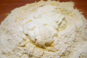 Печенье из творога и сметаны - фото шаг 2