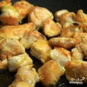 Куриное филе с арахисом - фото шаг 8