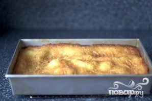 Дрожжевой пирог со сливочной начинкой - фото шаг 5