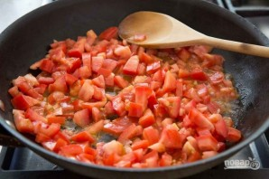 Орзо с креветками и оливками - фото шаг 2