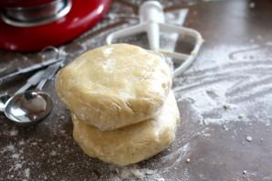 Тесто для пирога - фото шаг 4