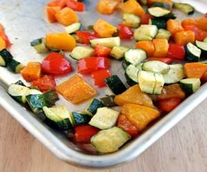 Овощные манты - фото шаг 2