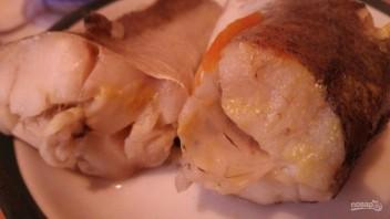 Диетический рыбный суп на скорую руку - фото шаг 5