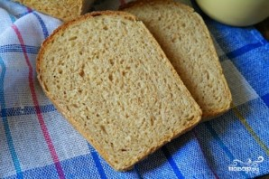 Хлеб на кефире в духовке - фото шаг 7