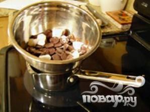 Кокосовые шарики в шоколаде - фото шаг 5