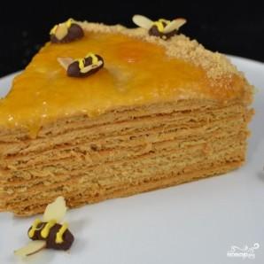 Медовый торт - фото шаг 17