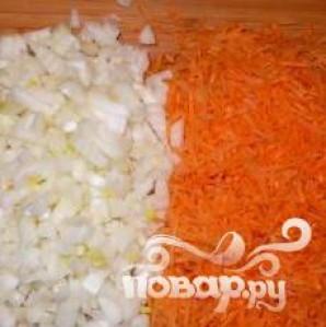 Рыбный суп с оливками - фото шаг 2