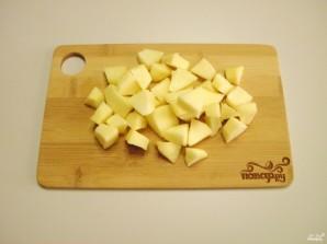Варенье из тыквы с яблоком и лимоном - фото шаг 4