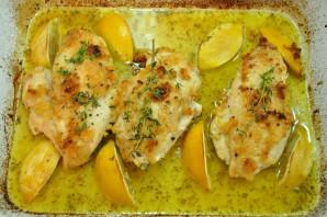 Курица в лимонном соке - фото шаг 5