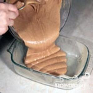 Мраморный брауни - фото шаг 3