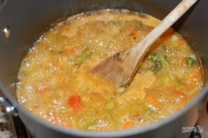 Минестроне (суп из овощей) - фото шаг 7